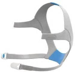- AirFit F20 Standard Headgear