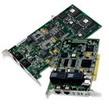Dialogic Brooktrout Trufax 200R Fax Boards 2 x Analog Group 3, ITUT V.17 PCI 901-004-08