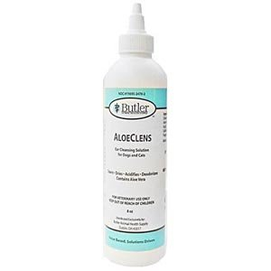 Aloeclens Ear Cleansing Solution  8 Oz