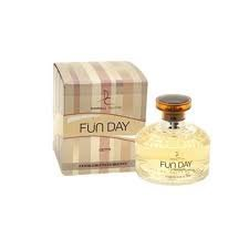 FUN DAY BY DORALL COLLECTION PERFUME FOR WOMEN 3.3 OZ / 100 ML EAU DE PARFUM SPRAY