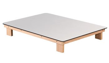 CLINTON EXERCISE AIDS Floor style powder board table Item# 7350