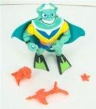 Teenage Mutant Ninja Turtles TMNT Ray Fillet Action Figure