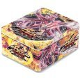 YuGiOh 5Ds 2010 Collection Tin 1st Wave Majestic Red Dragon E. Hero Stratos, Battle Fader, VanDalgyon Cyber Dinosaur