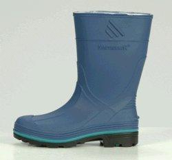 SPLASH Waterproof Boots - Blue - Women's 6 / Boy's 4
