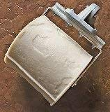 (Walttools Concrete Stamp Roller Set for Decorative Borders (Slate Tile Square 8