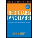 Predictably Irrational - Hidden Forces That Shape Our Decisions (Mass Market) (10)