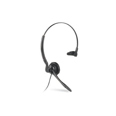 Plantronics Headset Replacement for S10, T10 and T20 - Over-The-Ear - Black (153654)