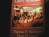 Modern Latin America, Skidmore, Thomas E. and Smith, Peter H., 0195076494