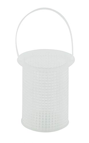 - Strainer Basket Replacement for use with Jacuzzi Pump L Series | 5 1/4