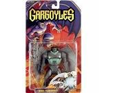 Kenner Gargoyles Steel Clan Robot (with Exploding Body Power) Action Figure 5 Inches -