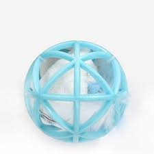 Image OurPets Play-N-Squeak Twinkle Mini Ball of Furry Fury Cat Toy