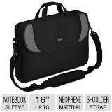 "Targus 15.4"" Notebook Slip Case - Notebook Carrying Case  Ca"