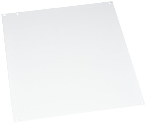 Hoffman A14P12 Conductive Panels for JIC Enclosure, Steel/Aluminum, J Box/12.75