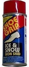 Shoe Grip Ice and Snow Non Skid Spray 5oz can