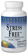 Stress Free Calm Formula Planetary Herbals 180 Tabs For Sale