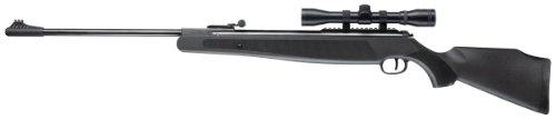 Ruger Air Magnum Break Barrel Pellet Gun Air Rifle with 4x32mm Scope, .22 Caliber