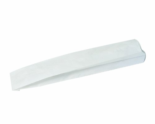 Bagcraft Papercon 300160 Unprinted Paper Bread Bag, 24