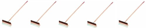 Crestware 40-Inch Pizza Oven Brush (5-Pack) by Crestware