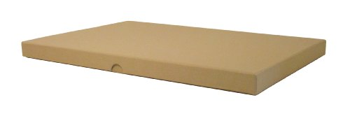 cargo Premier Archival Presentation Box 11x17x1, Cobblestone, 4 Pack by CarGo