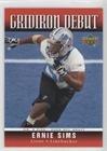 (Ernie Sims (Football Card) 2006 Upper Deck - Gridiron Debut #1GD-ES )