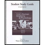 Student Study Guide Hole's Human Anatomy and Physiology, Corbett, Nancy Ann Sickles, 0077390806