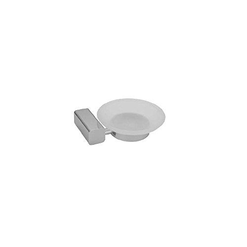 Jaclo 5401-SD-PEW Cubix Soap Dish, Pewter