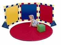 Square Panel - Set of 3 by Children's Factory
