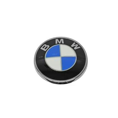 for BMW 3-series CONVERTIBLE (07-11) Trunk Roundel GENUINE new: Automotive