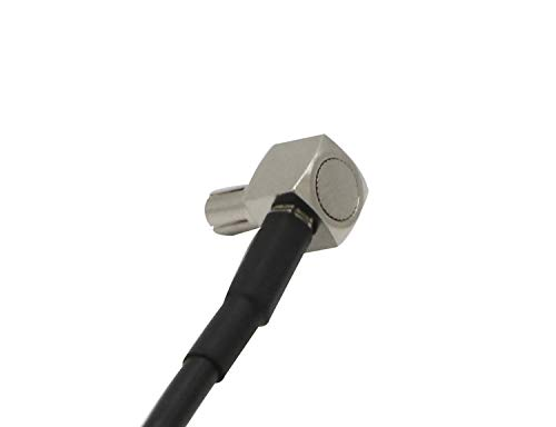 External Antenna Adapter Cable Pigtail SMA Female to TS9 Male for USB  Modems & MiFi Hotspots(AT&T MR1100 Nighthawk,MF279,MF985 Velocity