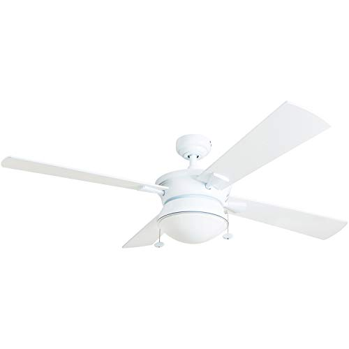 Prominence Home 50344-01 Auletta Outdoor Ceiling Fan, 52