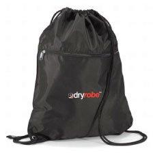 Dryrobe - Sac de sport à cordon de serrage - résiste à l'eau - noir