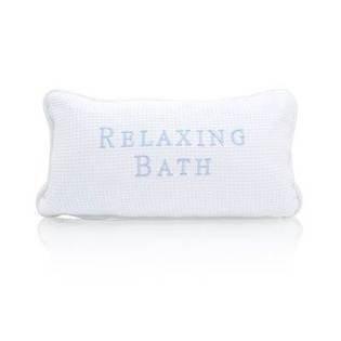 Oreiller de bain accessoires luxe