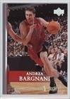 Andrea Bargnani (Basketball Card) 2007-08 Upper Deck - [Base] - Championship Court #108
