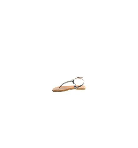 35 LATIKA Sandalo 4132 Infradito Grigio Grigio wSx7BqXRS