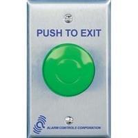 Alarm Controls Corp. 1.5 PNEUMATIC EXIT BUTTON - AC-TS14