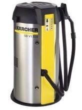 Karcher 1.572-101.0 SB V1 Eco 50 euro cents / heat and smoke vents * EU