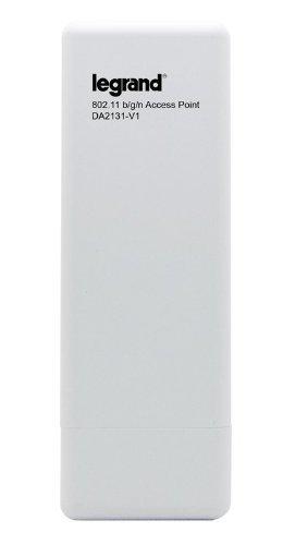 OnQ/Legrand DA2131V1 Outdoor Wireless Access Point, White by On Q [並行輸入品] B018A34G7Q