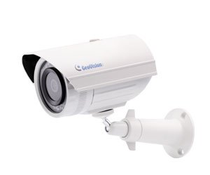 Geovision GV-EBL2100-2f | Target series 2MP 3.8mm, H.264, Low Lux, WDR, IR, IP Bullet Camera