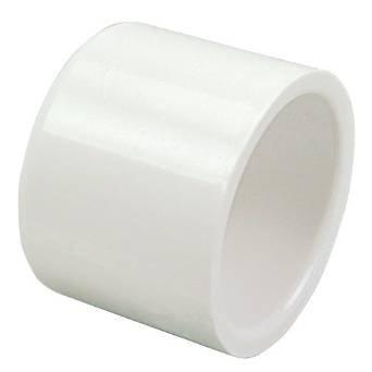 5 Pack, PVC Sch 40 End Cap - 1 1/2 inch ()
