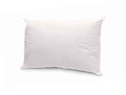 OrganicTextiles LLC - Premium Adjustable Loft Shredded Organic Latex Filled Pillow. Adjustable to individual sleeping position and maximize comfort Level. All Natural latex and Cotton. Standard Size
