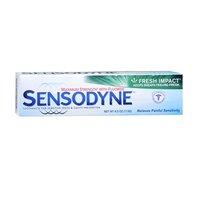 Sensodyne Sensodyne Fresh Impact Fluoride Toothpaste, Mint 4