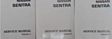 2014 Nissan SENTRA Service Repair Shop Manual CD VERSION OEM FACTORY 2014 NEW pdf
