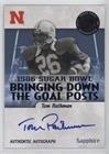 Tom Rathman #/100 (Football Card) 2008 Press Pass Legends...