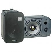 Pyle PDMN48 5'' Two-Way Bass Reflex Mini-Monitor and Bookshelf/wall mount Speakers