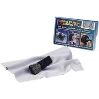 Kinetronics Digital Camera Cleaning Kit, with Cleaning Cloth and Anti-Static Brush.