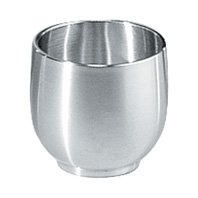 Lovely pewter tea cup or Moscow Mule 4 oz satin finish. ()