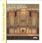 PRCD 661 Great Australasian Organs Ranking TOP11 Volume 4 Organ Adela 5% OFF - of The