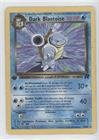 Pokemon - Dark Blastoise (Pokemon TCG Card) 2000 Pokemon Team Rocket Booster Pack [Base] 1st Edition #20 (Booster Rocket Team Pokemon)