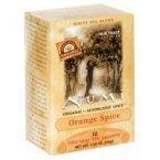 Numi Tea Organic Orange Spice White Tea (3x16 bag)