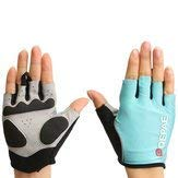 Finger Glove Motorcycle Cycling Resistance Skeleton Full ()